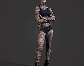 Tattoo model 3