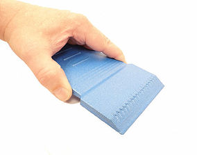 3D print model Ice Scraper