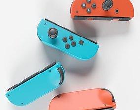 3D model Nintendo Switch Joycon