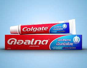Toothpaste 3D