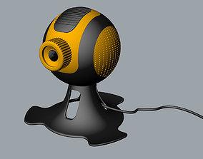 Smart camera 3D Design model