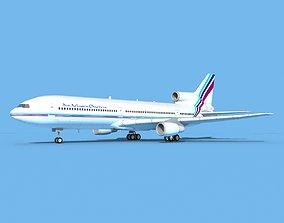 Lockheed L-1011 TriStar Air Atlanta 3D