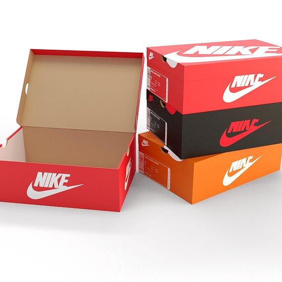 Shoe Box Nike - PBR