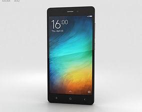 3D model Xiaomi Redmi 3 Dark Gray mobile
