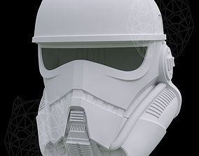 Patrol Trooper Helmet 3D printable model