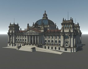 3D The Reichstag Old Version