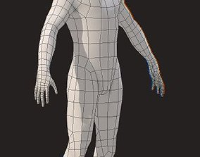3D model Generic Base Mesh