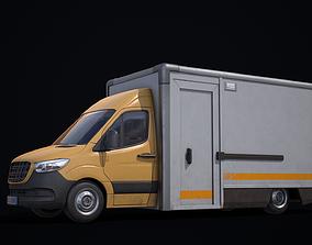 3D model Transport Van