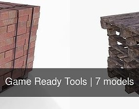 3D model Game Ready Tools