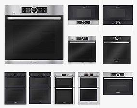 Bosch Kitchen Appliance 3D