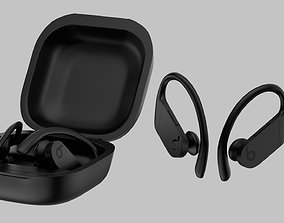 Powerbeats Pro Wireless Earphones 3D asset