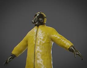 3D asset animated Biosuit Engineer