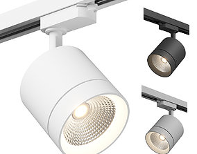 3D 3012xx Canno Lightstar LED lamp for 1-phase track
