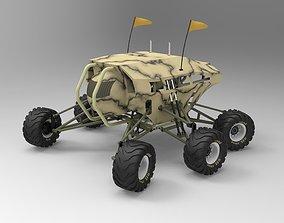 3D Buggy truck