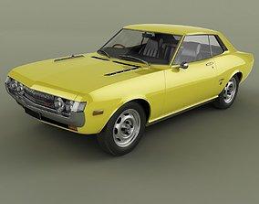 Toyota Celica coupe 1600 ST 1970 3D