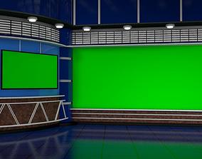 Weather Forecast Studio - Option 001 3D