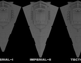 Imperial I-class Star Destroyer 3D