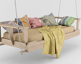 Porch swing 3D