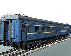3D model railcar CMV LVZ