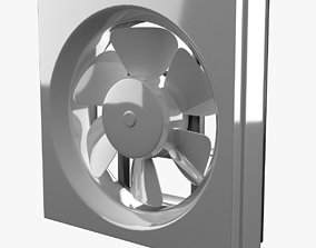 3D Exhaust Fan 1