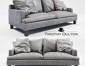 3D model Timothy Oulton Lux Sofa