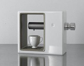 coffee maker 01 am145 3D