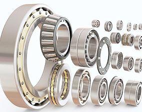3D model SKF Needle Roller Bearings | CGTrader