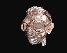 3D print model COVID-19 human