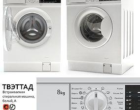 Washing machine IKEA TWATTED 3D