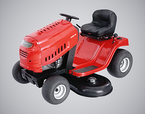 Lawn Mover 3D model