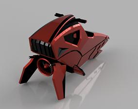 3D print model Balutar-class swoop