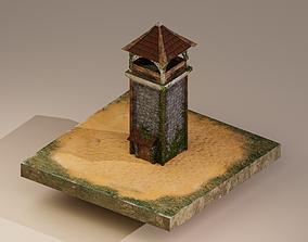 Archer Tower Level 5 3D model