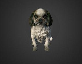 Cute Dog A 3D printable model
