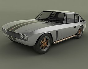 Jensen Interceptor Fast and Furious 6 3D