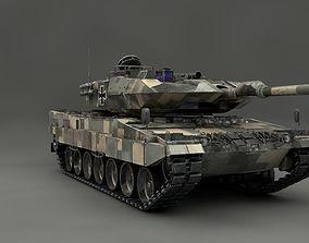 3D Leopard 2 MBT