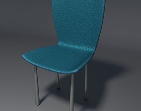 3D model Plastic Chair - 3 - a