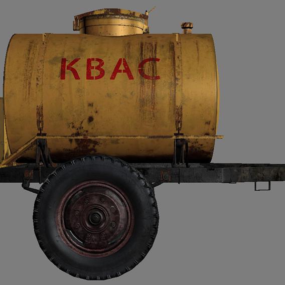 Drink barrel. Soviet Union.