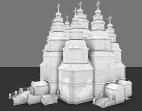 3D Cathedral of Trinity