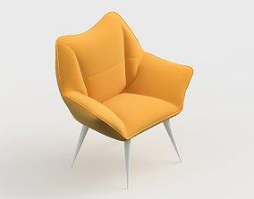 3D armchair modern 36
