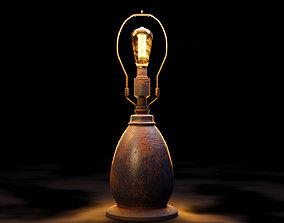 Lamp old lamp 3D lampold