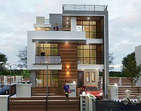 exterior housing 17 3D