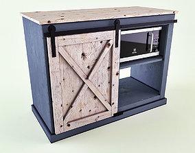 3D model Snack Cabinet