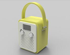 3D 1970s speaker