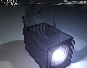 Stage light PC 3D