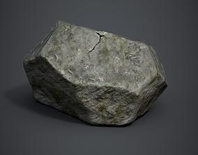 Rock formation 7 3D model