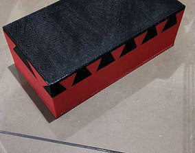 Impossible Dovetail Cash Box 3D print model