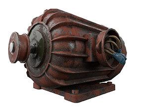 Generator EU4 3D asset