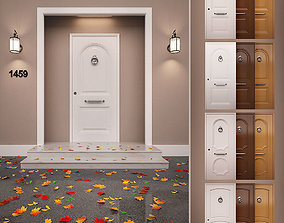 Door Entrance set 3D model