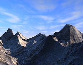 Mountains 3D