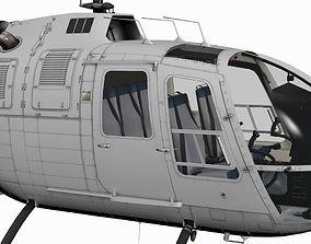 3D model MBB BO-105